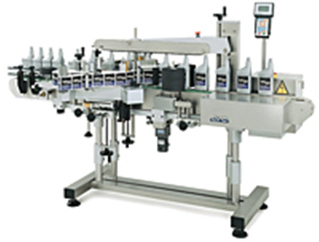 CVC400 Front/Back Labeler