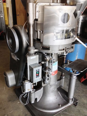 Used pharmaceutical equipment