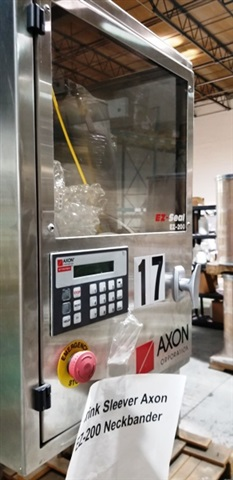 Axon Model Shrink Sleever-Model EZ 200