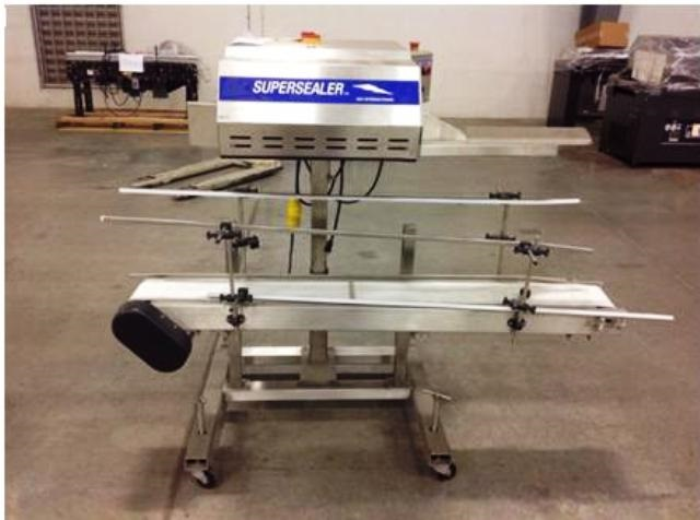 OK International Automatic Bag Sealer