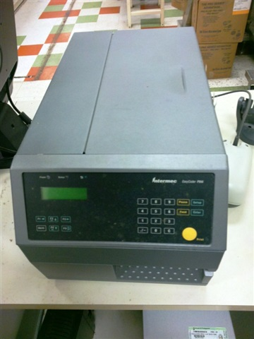 Intermec Bar Code Label Printer-Model EasyCoder PX 4i