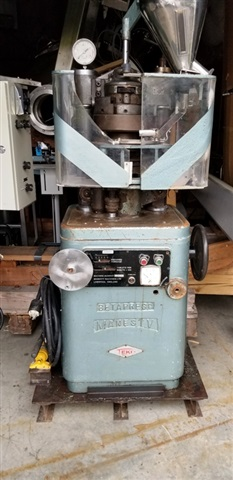 Manesty 23 Station tablet Press- Model Betapress