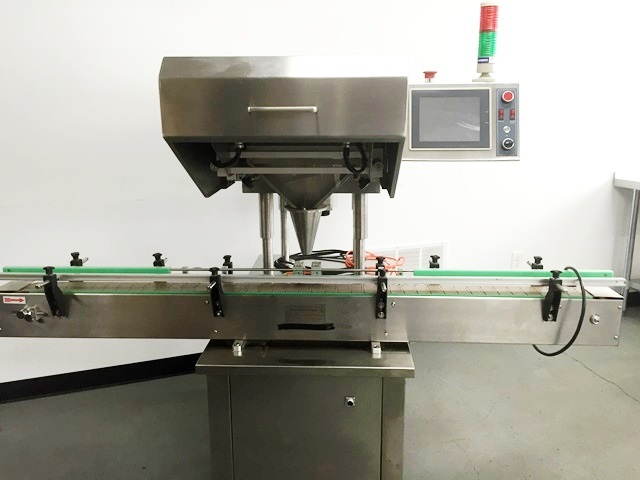 Complete 40-50 BPM Tablet/Capsule Packaging Line