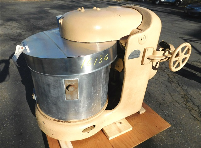 J.H. Day 50 Gallon Pony Mixer model 2A