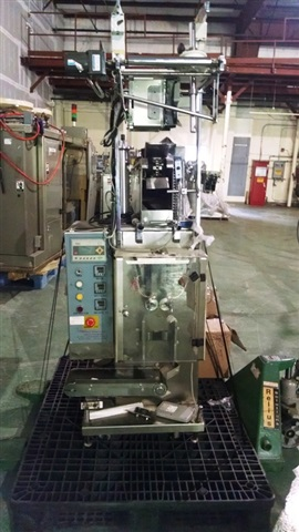 Telesonic Vertical Form/Fill/Seal machine-Model SB80